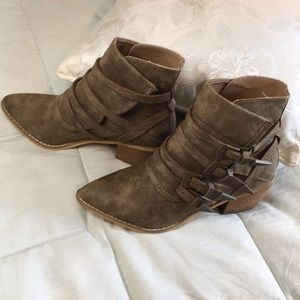 Miracle Mile Ankle Boots